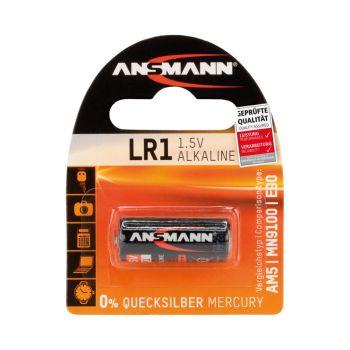 Ansmann Alkaline batterij LR1