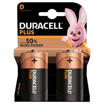 Duracell D MN1300 LR20 1,5 volt alkaline batterij