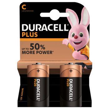Duracell C MN1400 LR14 1,5 volt alkaline batterij