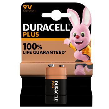 Duracell MX1604 9V alkaline batterij ultra